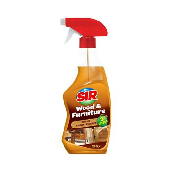 WOOD AND FURNITURE CLEANER